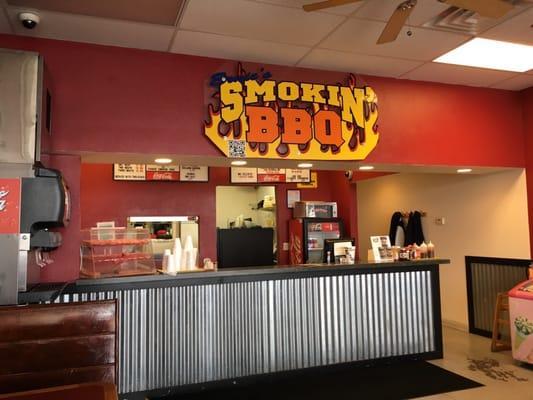 Ernie's Smokin' BBQ