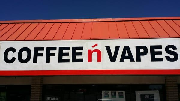 Coffee n' Vapes