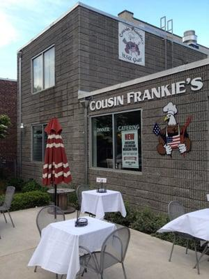 Cousin Frankie's USA Grill