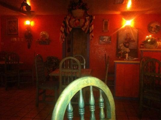 Frank and Lupe's El Sombrero