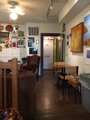 The Ragged Edge Coffee House