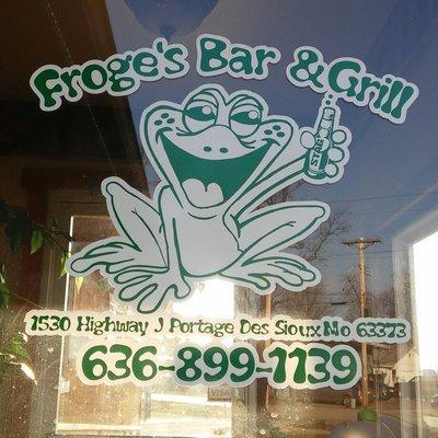 Froge's Bar & Grill