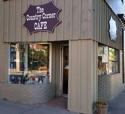 The Country Corner Cafe
