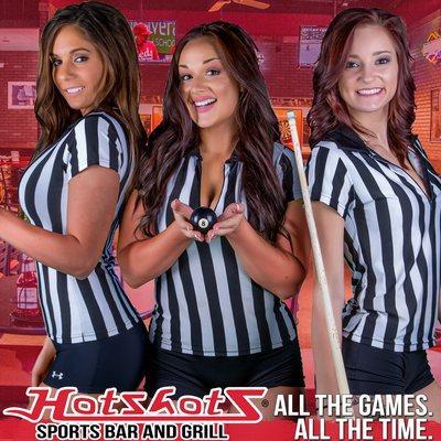 Hot Shots Sports Bar & Grill