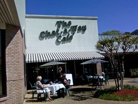 The Chat-a-Way Cafe