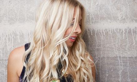 Stephanie at Hairworks
