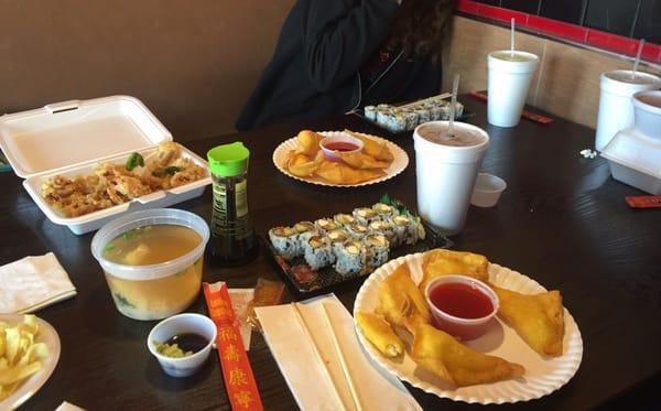 Ginger Asian Kitchen