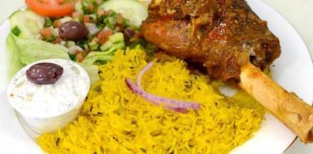 Middle Eastern & Greek Food Festival