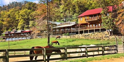 French Broad River Dude Ranch