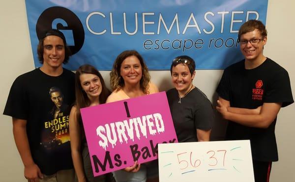 Cluemaster Escape Rooms