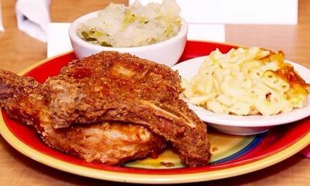 Pork Chops & Grits Cafe