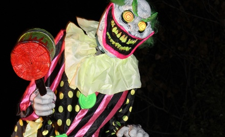 Cottleville Haunted Trail