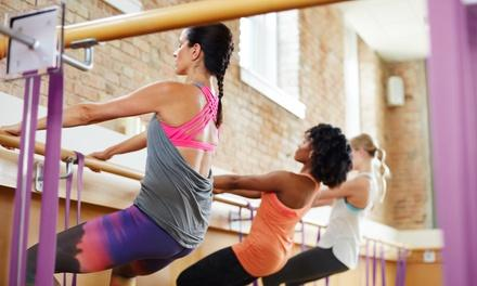 Iron Barre Pilates