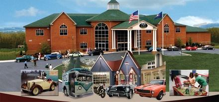 Antique Auto Museum-Hershey