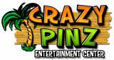 Crazy Pinz Entertainment Center