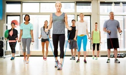 Walker Ice & Fitness Center
