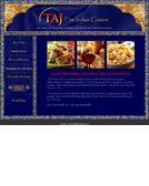 Taj Indian Bistro Inc