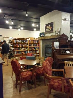 Book Nook & Java Shop The