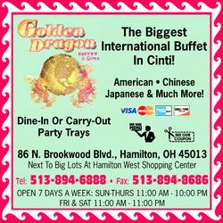 Golden Dragon Buffet & Grill