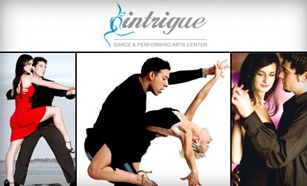 Intrigue Dance and Performing Arts Center