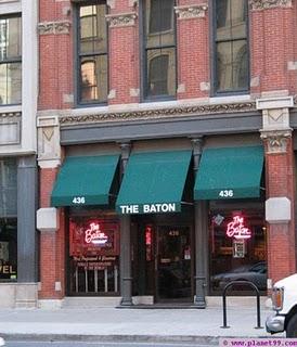 Baton Lounge
