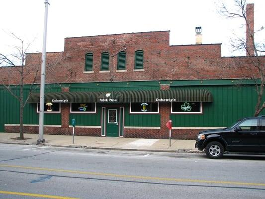 Doherty's Pub & Pins
