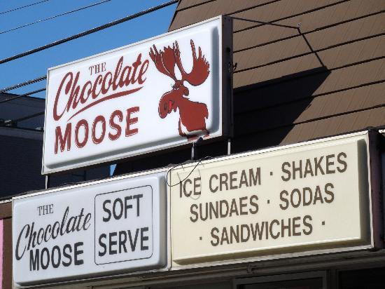 Chocolate Moose The