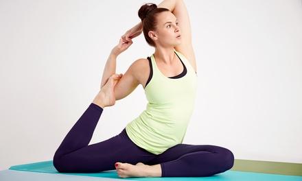 Lynee Carroll's Yoga Studio