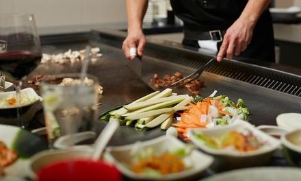 Iron Chef Grill