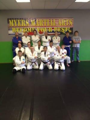 Myers Martial Arts