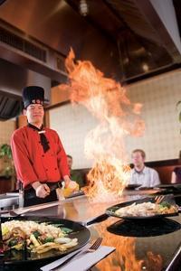 Shogun Japanese Steak & Sushi