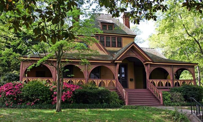 Wren's Nest House Museum
