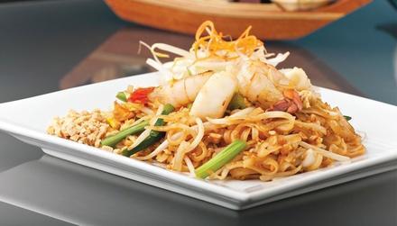 Amarins Thai Bowl and Sushi