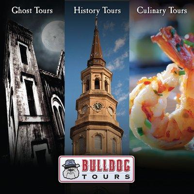 Charleston Ghost & Dungeon Tour