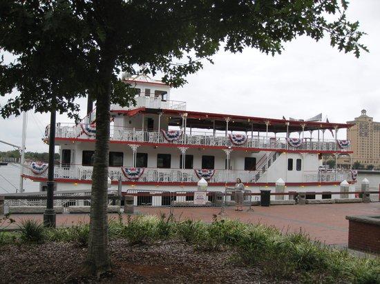 Savannah's Riverboat Cruises